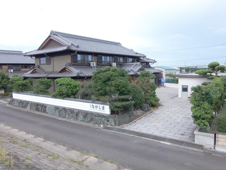 長島スパーランドの駐車場まですぐ 和風一軒家のお部屋 Room 1
