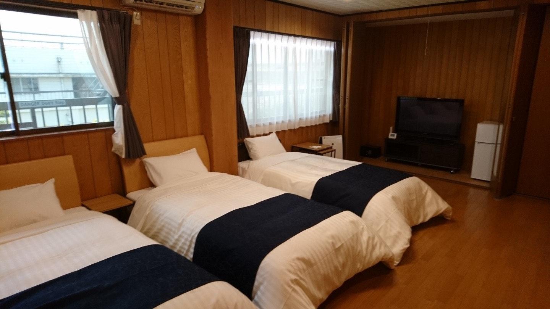 長島スパーランドの駐車場まですぐ 和風一軒家のお部屋 Room 3