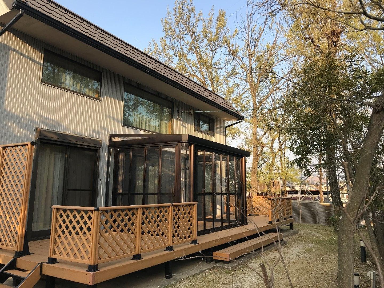 くつろぎ空間、家族やペットと貸切別荘。グループでBBQや女子会に最適 民泊桃太郎