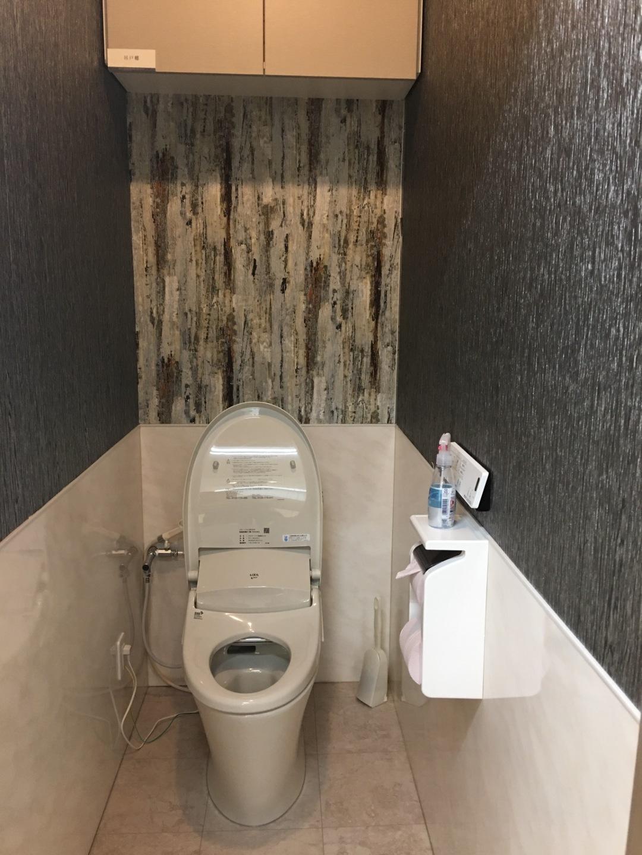 toilet x 3