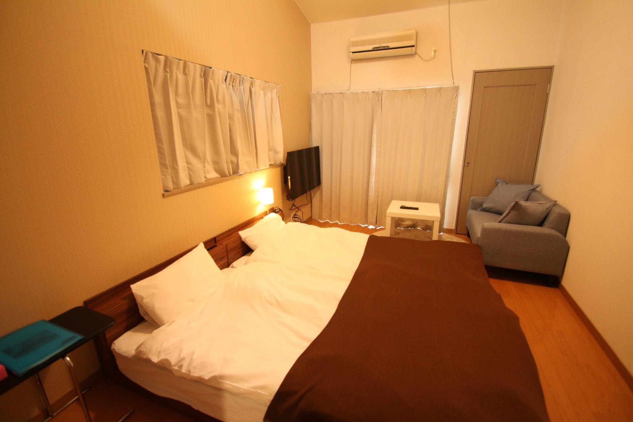 熊本市中心部にあるお部屋です。熊本城まで徒歩10分【エスポアール新町V】205号