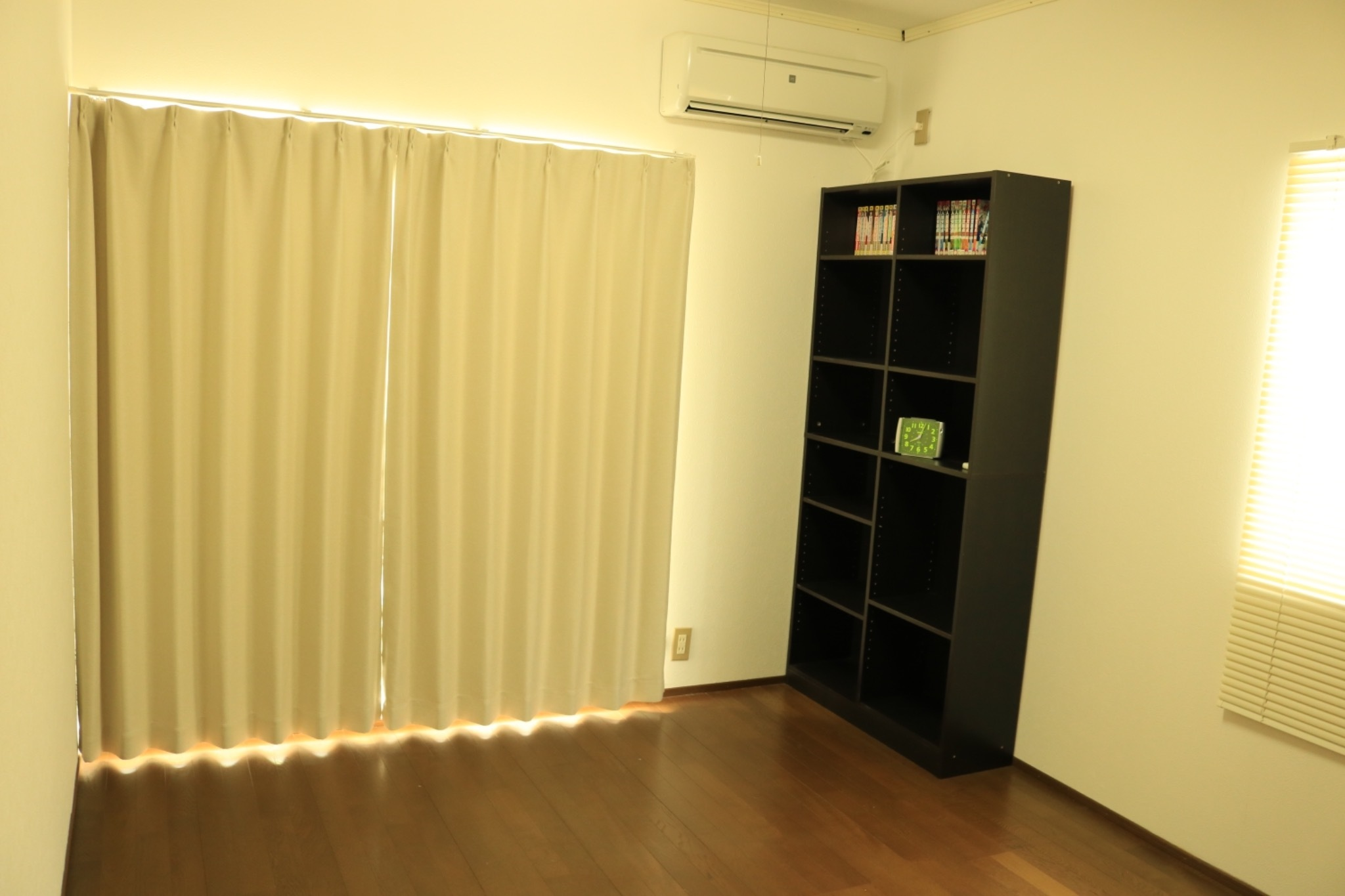 Bedroom2 / 3 futons