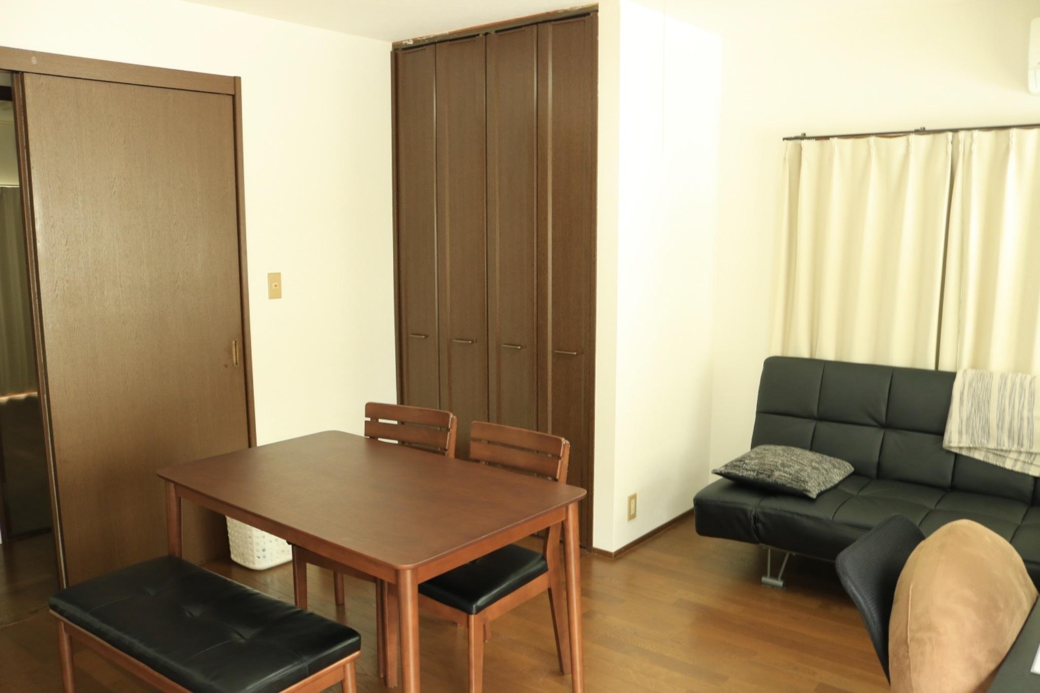 Bedroom1 / relaxing space
