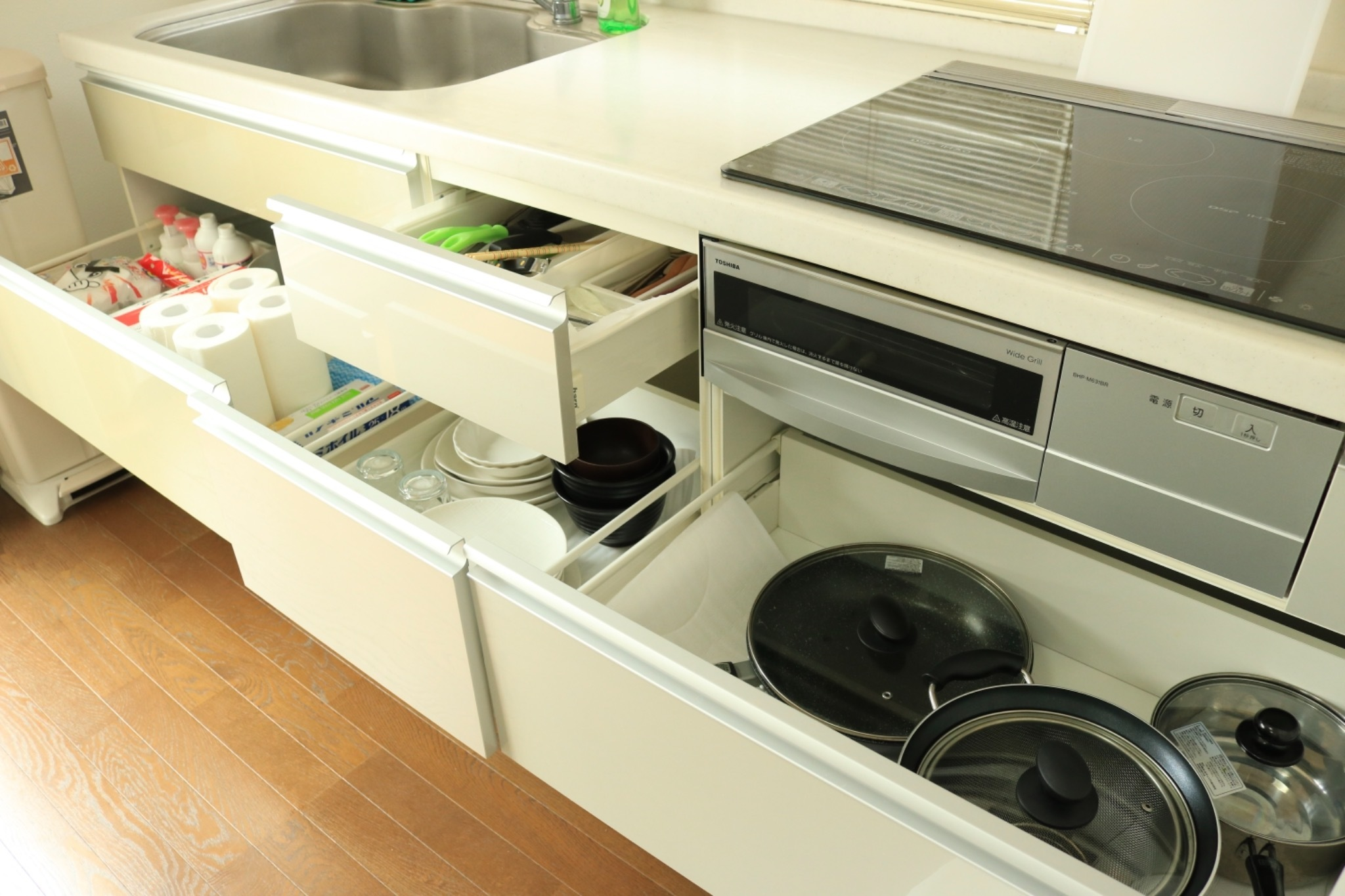 Kitchen space-4/utilities