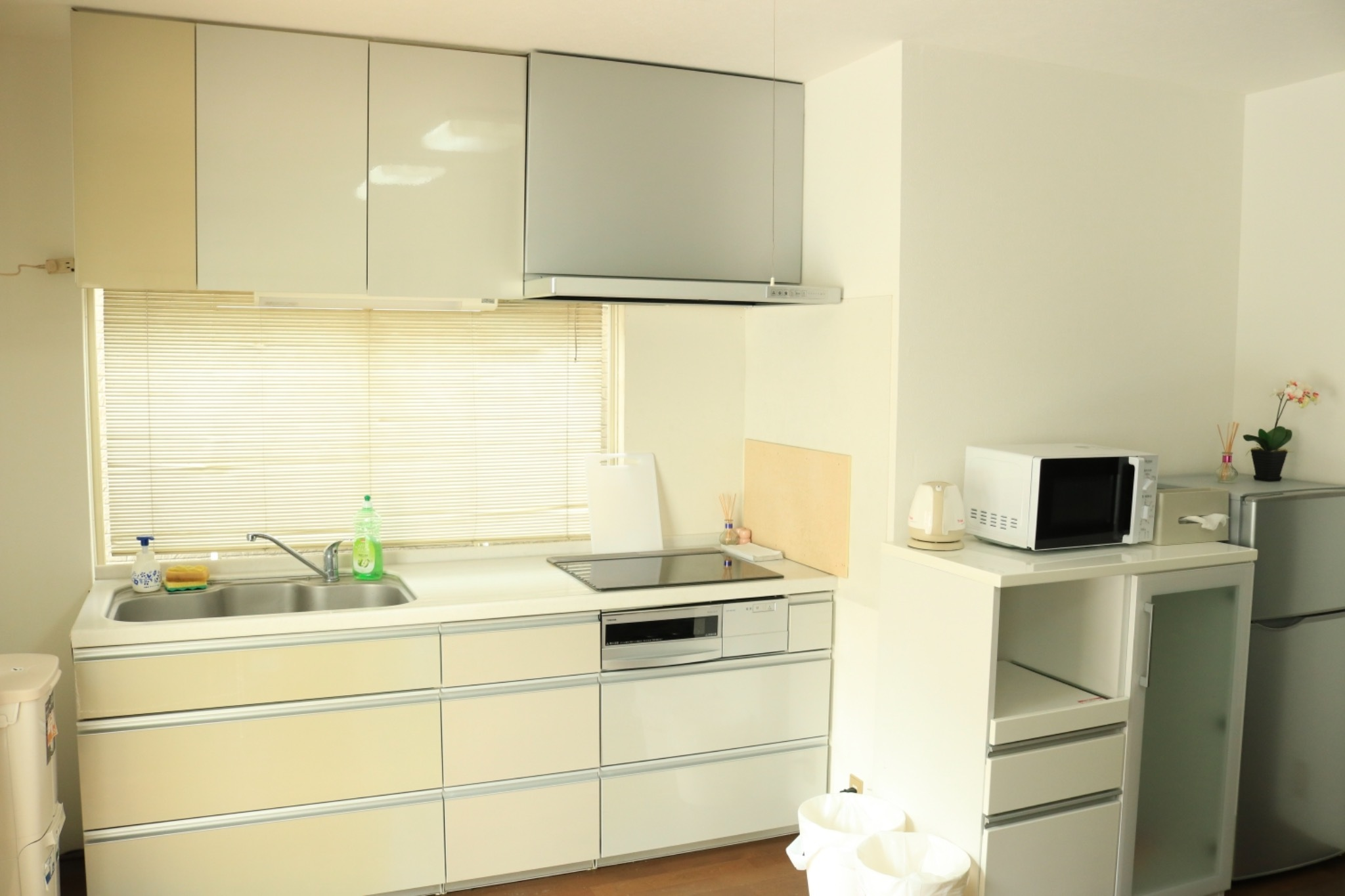 2LDK貸切 / WiFi完備 / 駐車場付 / 徳島市内繁華街のベストロケーション一軒家!(部屋)
