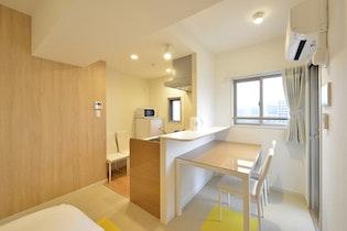Residence Hotel Hakata 8施設全景
