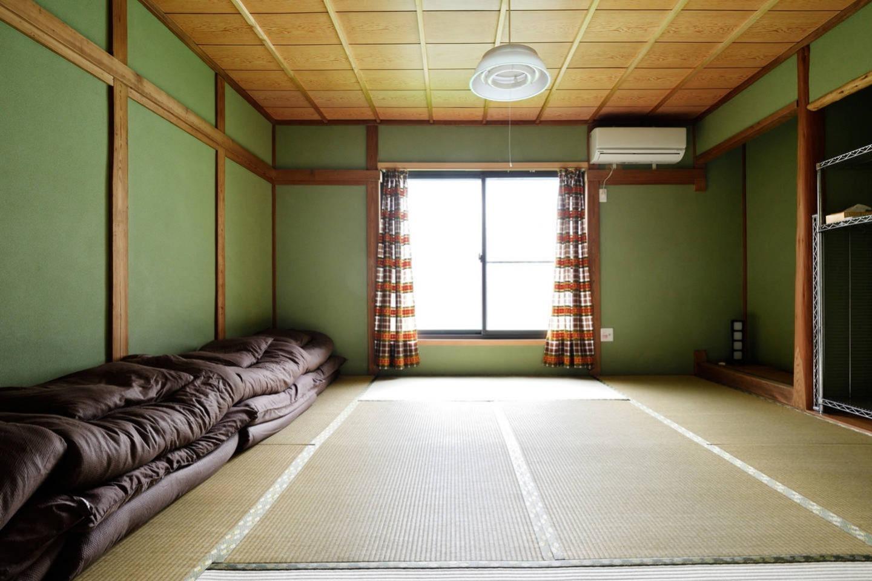 Clean Tatami room