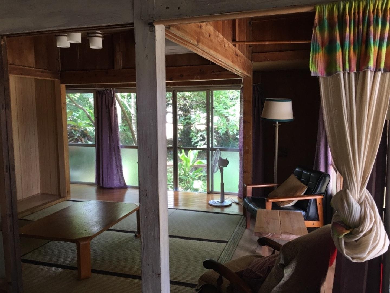 家族や友達同士にピッタリな快適にリノベーションされた古民家宿