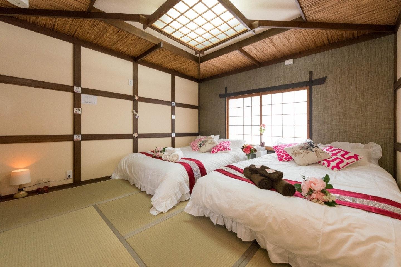 The Bamboo Moon Palace