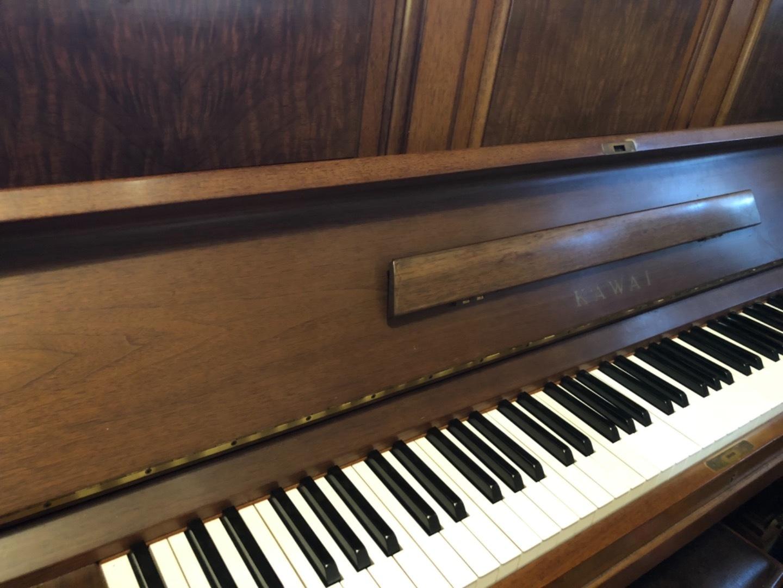 アップライトピアノは無料レンタルします