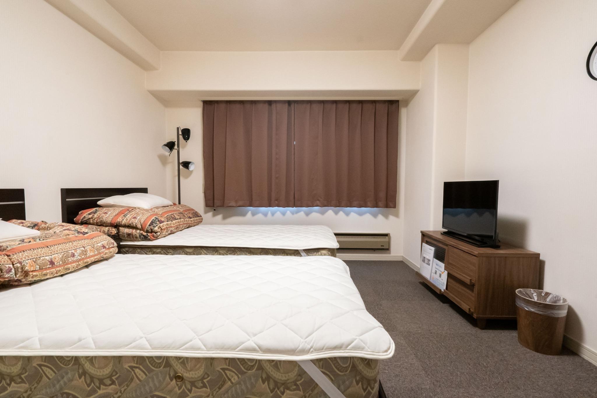 【ワーケーション応援】温泉有・Wi-Fi完備・リゾートマンションでごゆっくり【703号室・2名】
