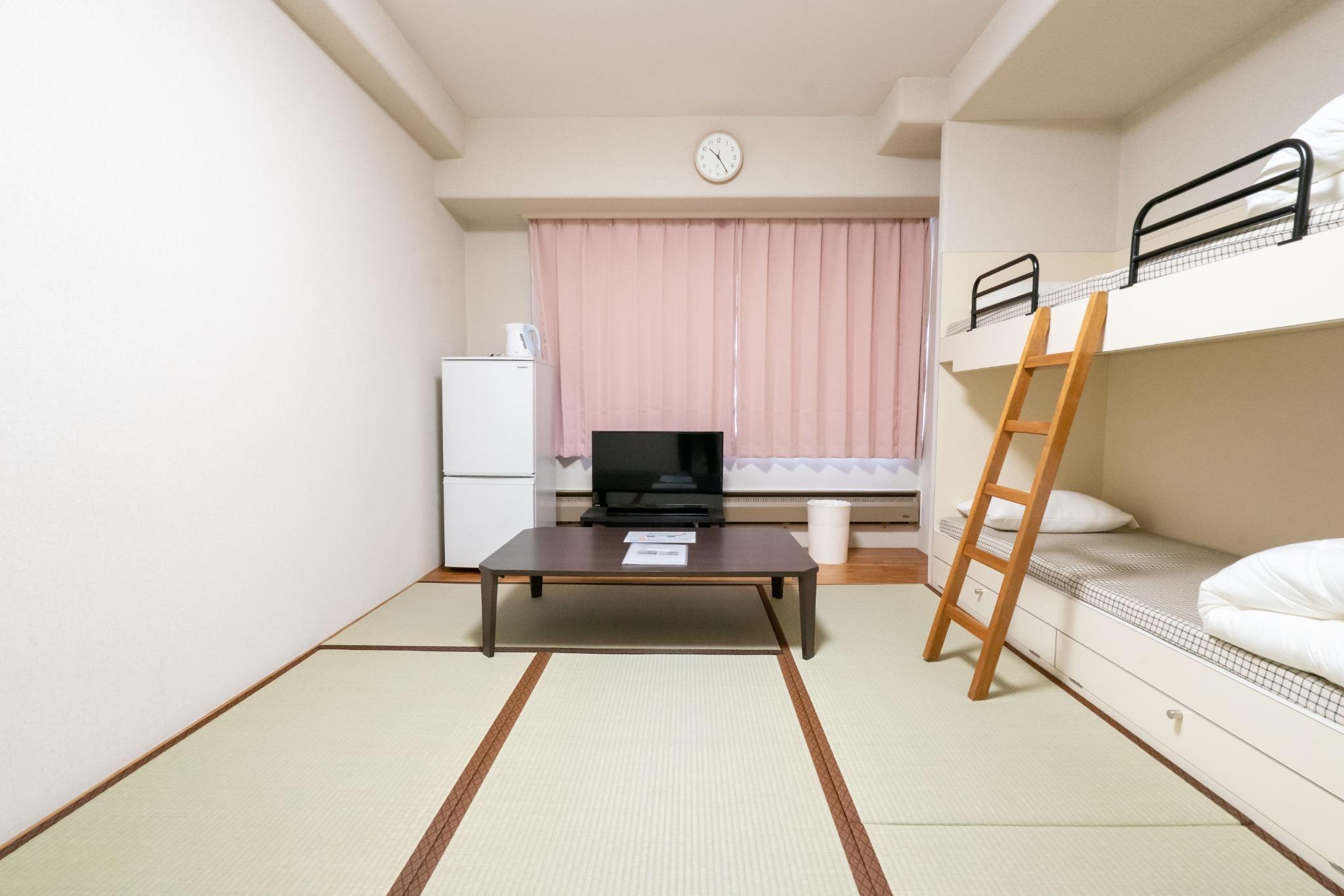 【値下げSALE中】温泉有・Wi-Fi完備・リゾートマンションでごゆっくり【805号室・4名】