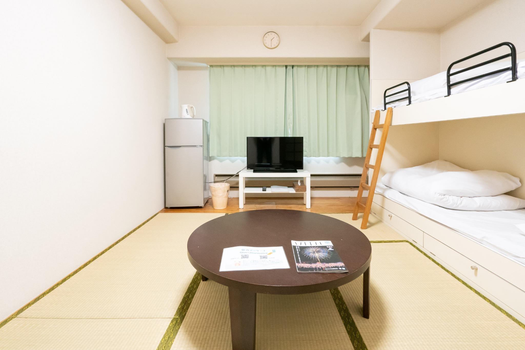 【値下げSALE中】温泉有・Wi-Fi完備・リゾートマンションでごゆっくり【807号室・4名】