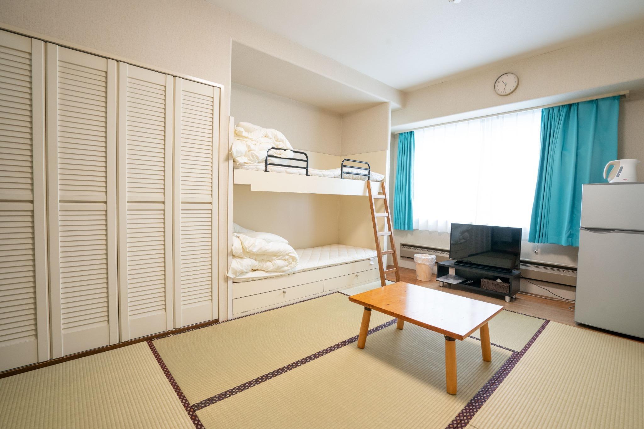 【値下げSALE中】温泉有・Wi-Fi完備・リゾートマンションでごゆっくり【906号室・4名】