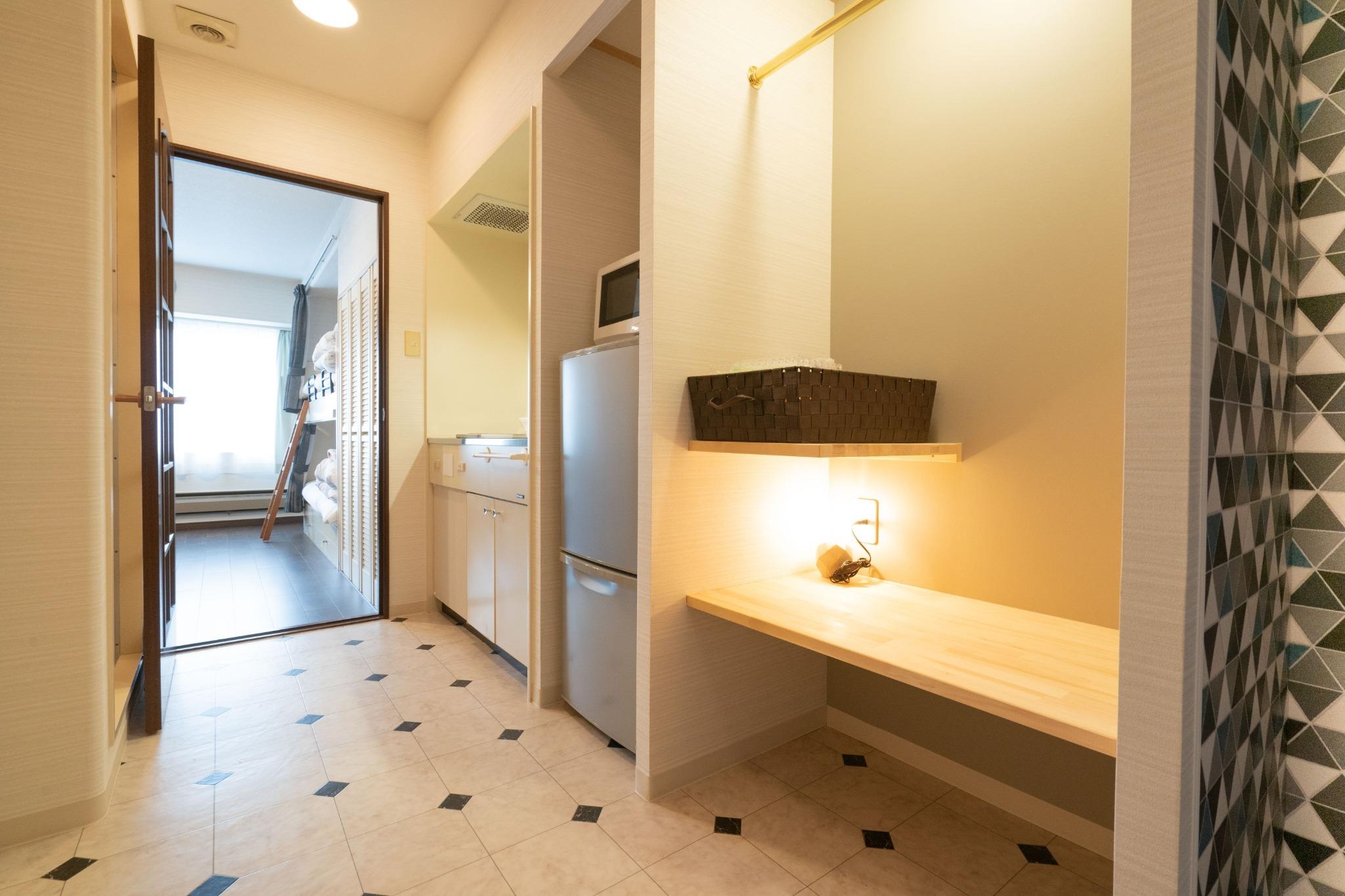 【値下げSALE中】温泉有・Wi-Fi完備・リゾートマンションでごゆっくり【813号室・4名】