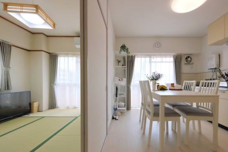 畳の香り安らぐ日当たりの良いステキな部屋 501