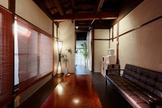 元祖銭湯民泊  Japan's first public bath inn施設全景