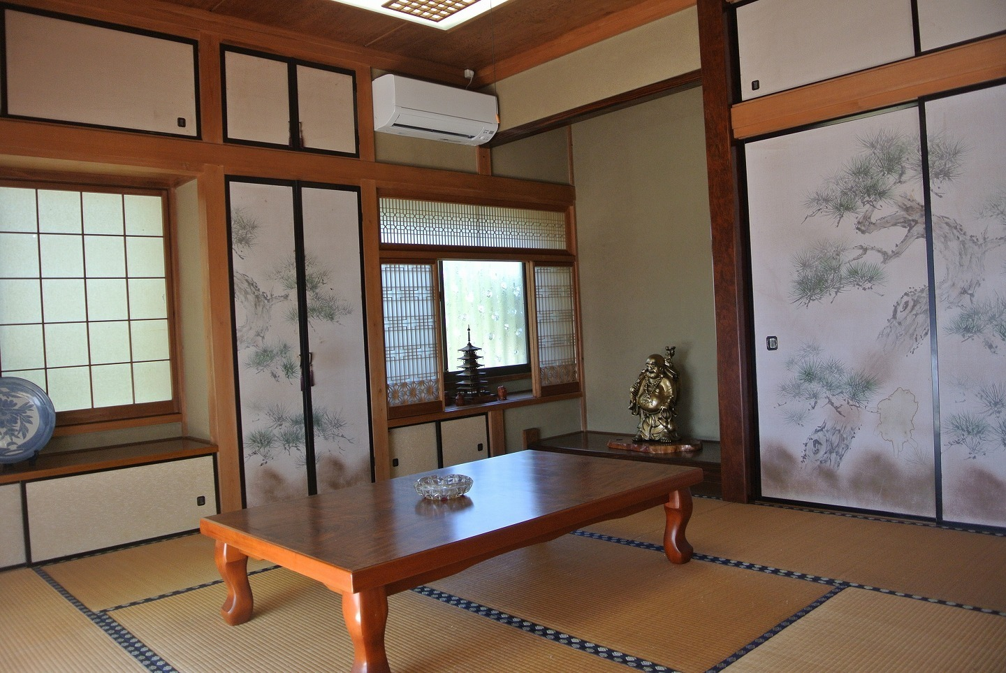 Private Japanese Residential House