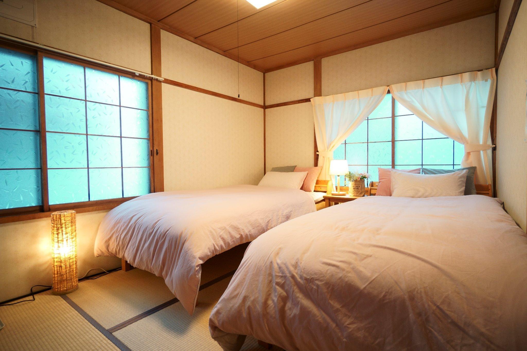 和室ベッドルーム