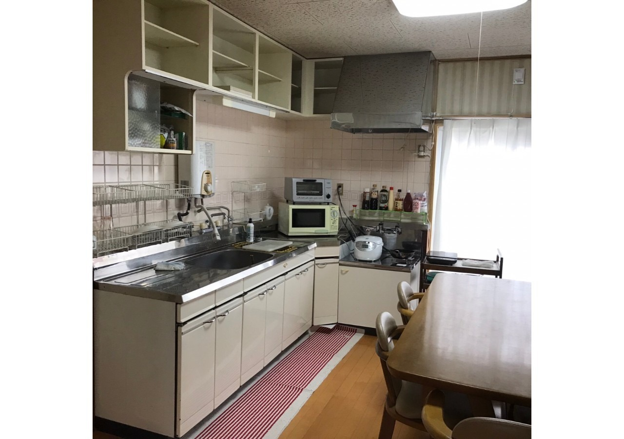 キッチンダイニング。