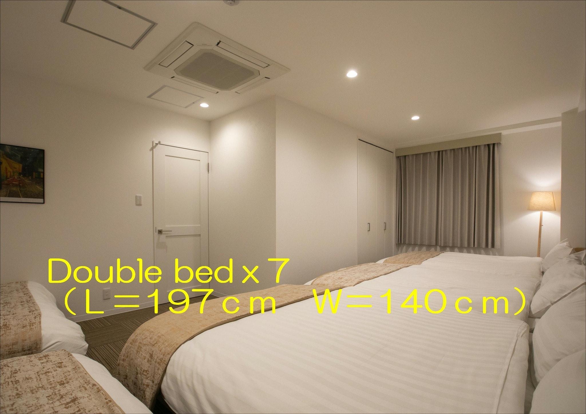 大阪最大級!120平米のプライベートルーム「401」