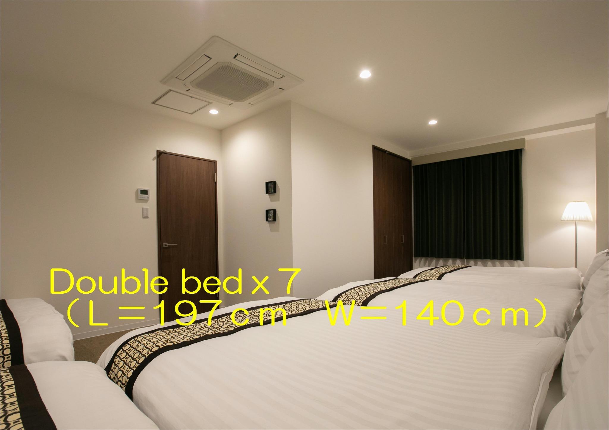 大阪最大級!120平米のプライベートルーム「501」