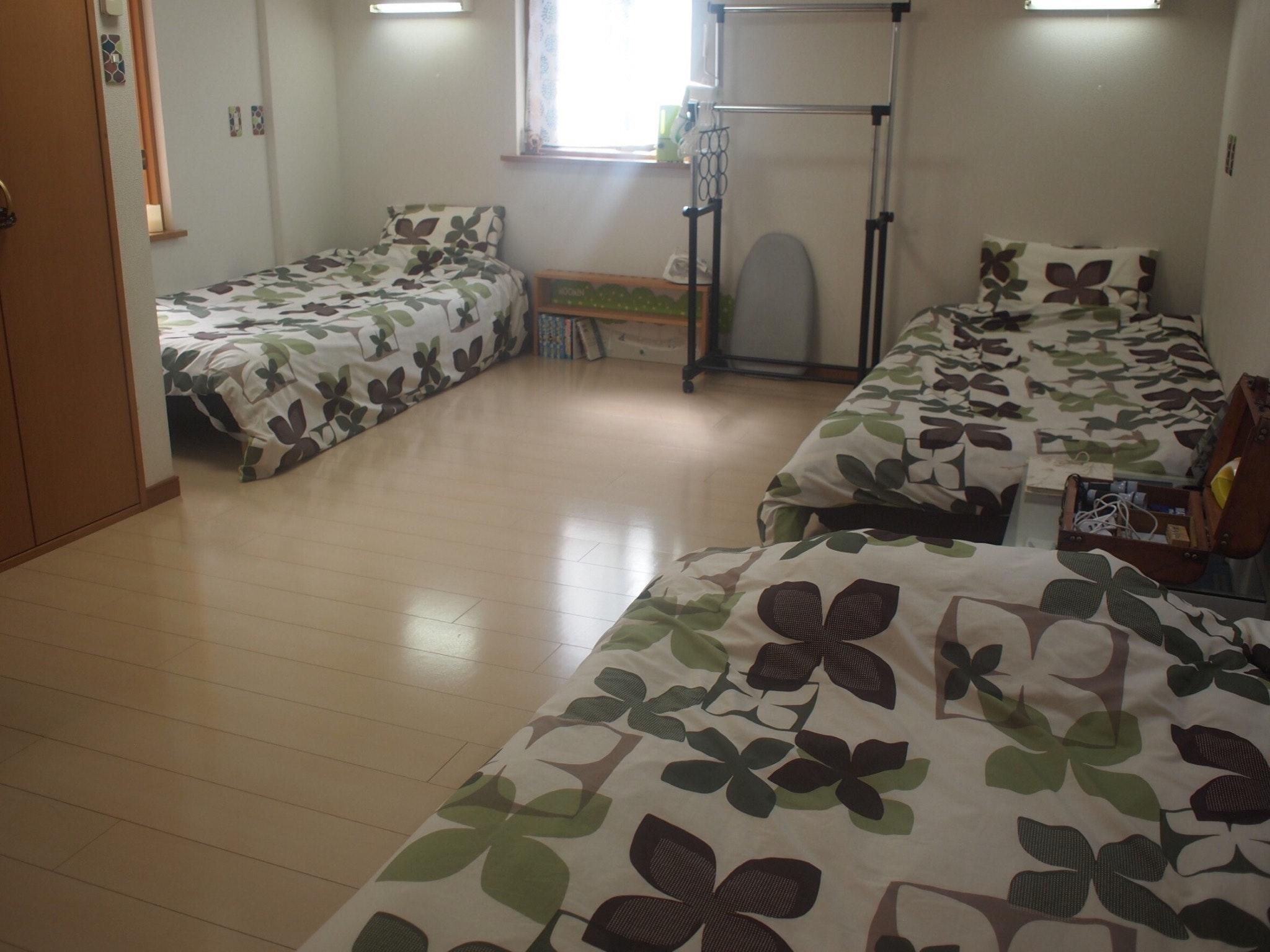 【1日1組限定】貸切で安心!少人数から団体宿泊可/庭付き一軒家