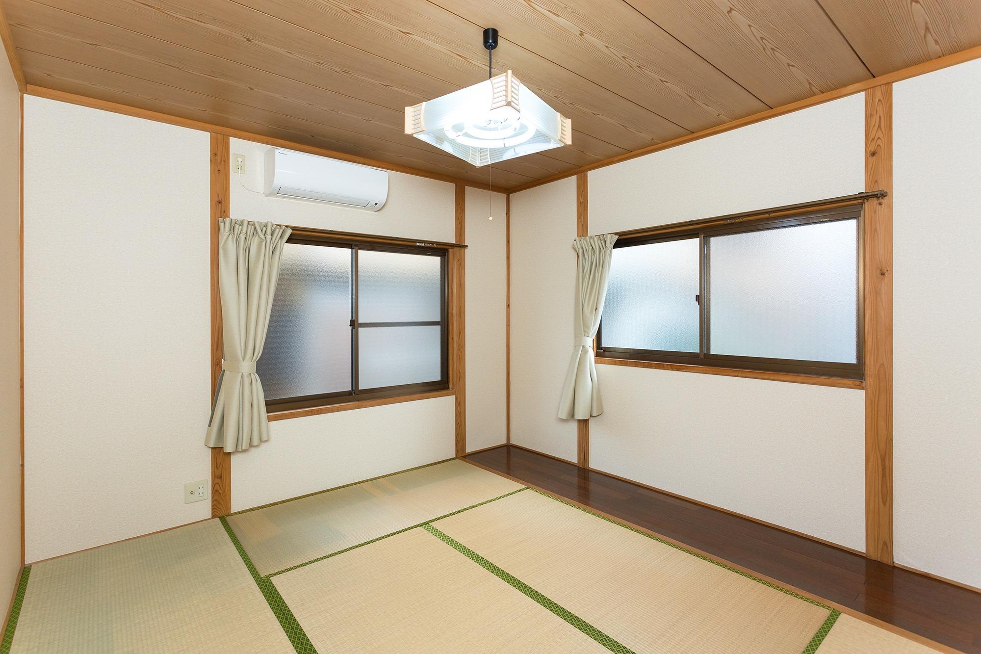 マツケンの宿 5号室(はさみ温泉湯治楼入浴券付き)