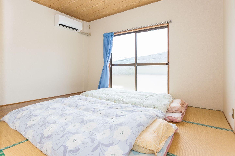 マツケンの宿 2号室(はさみ温泉湯治楼入浴券付き)