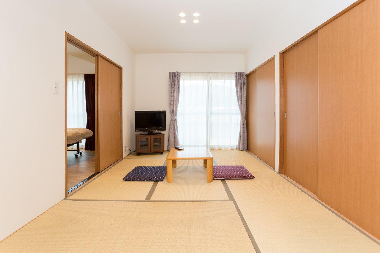 マツケンの宿 3号室(はさみ温泉湯治楼入浴券付き)