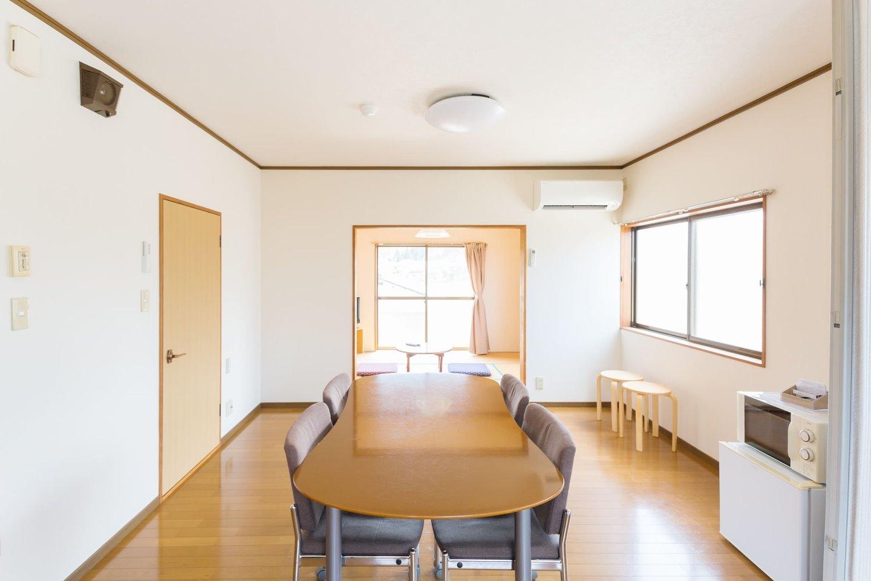 マツケンの宿 1号室(はさみ温泉湯治楼入浴券付き)