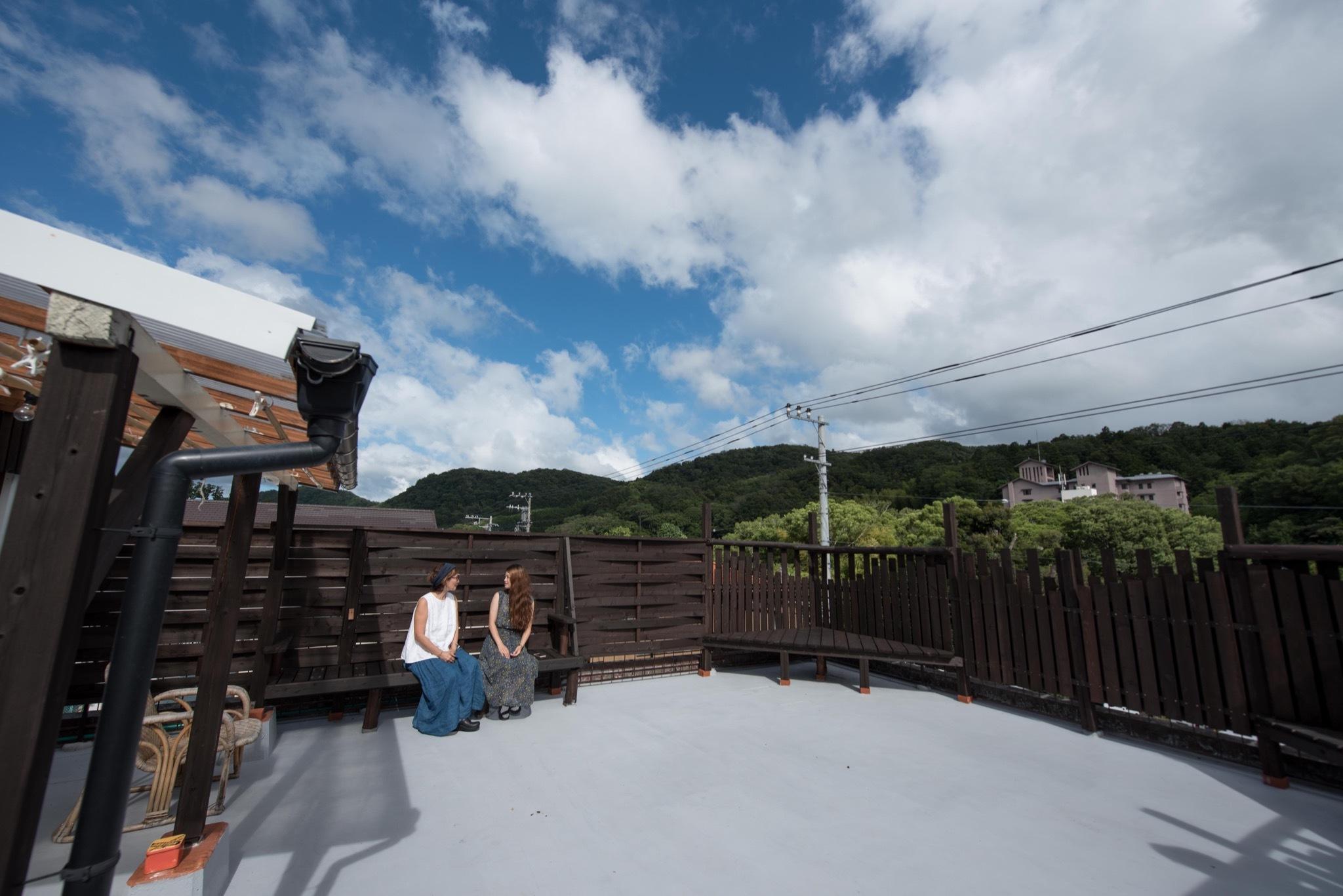 屋上写真 / Rooftop