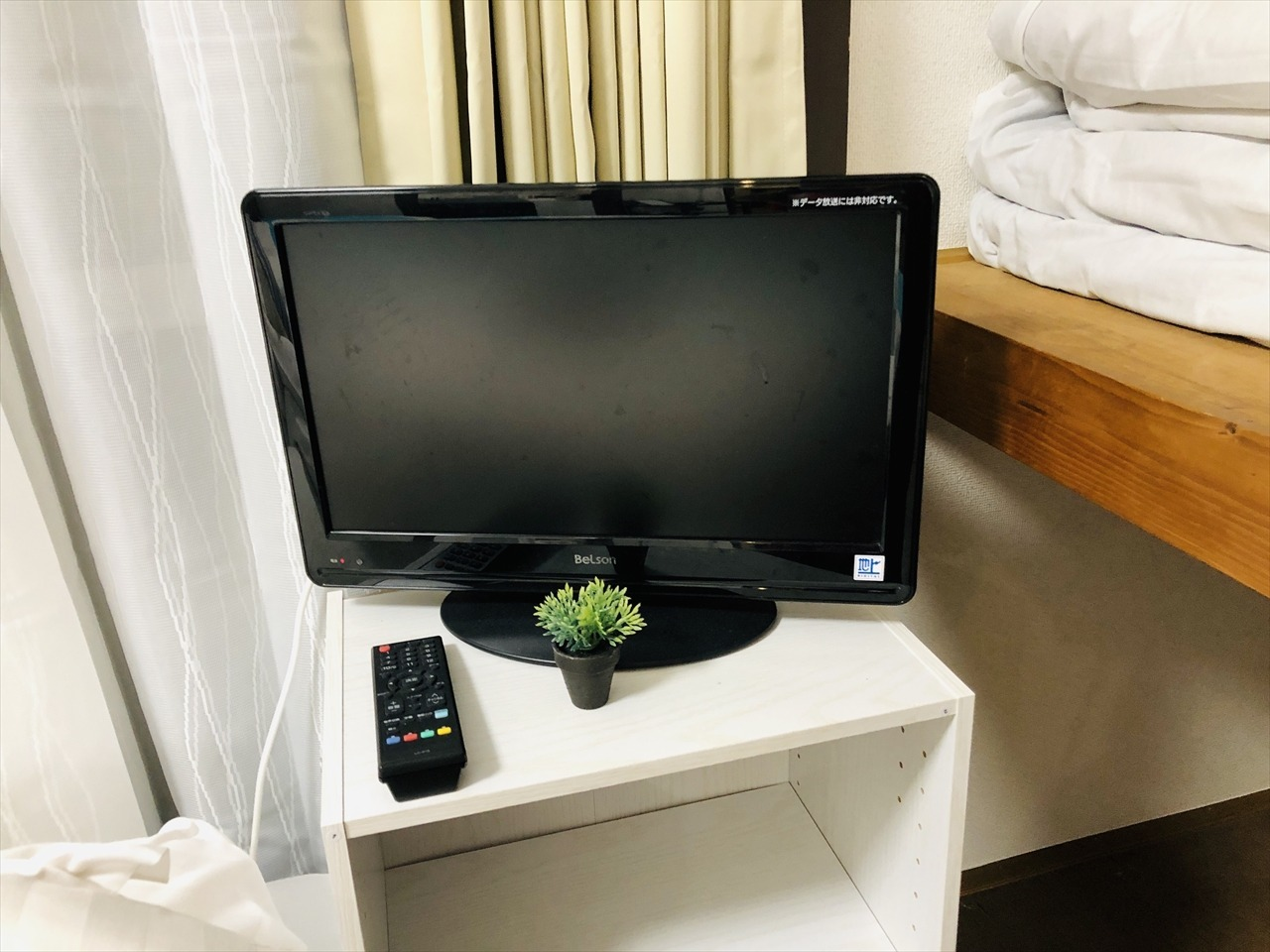 Convenient amenities