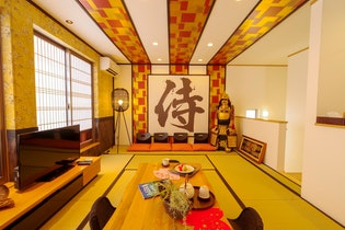 Samurai施設全景