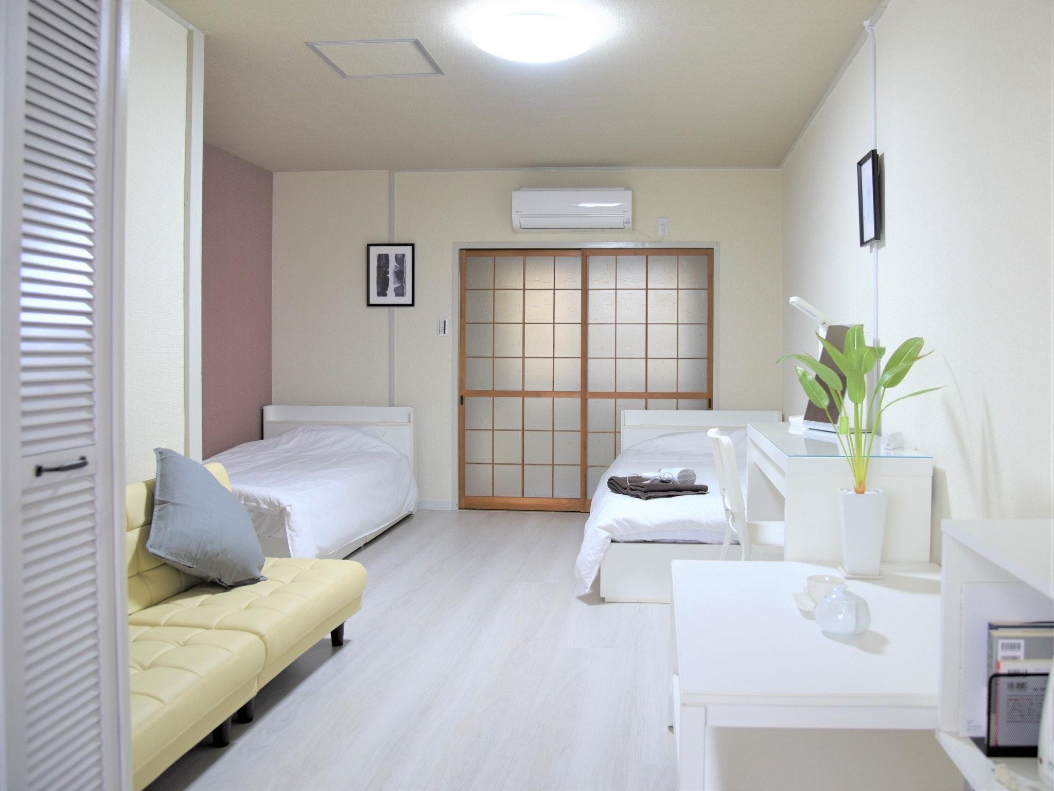 [AR2] 昔ながらの大阪の魅力な街にグランドオープン 観光地へのアクセス絶好 WIFI完備