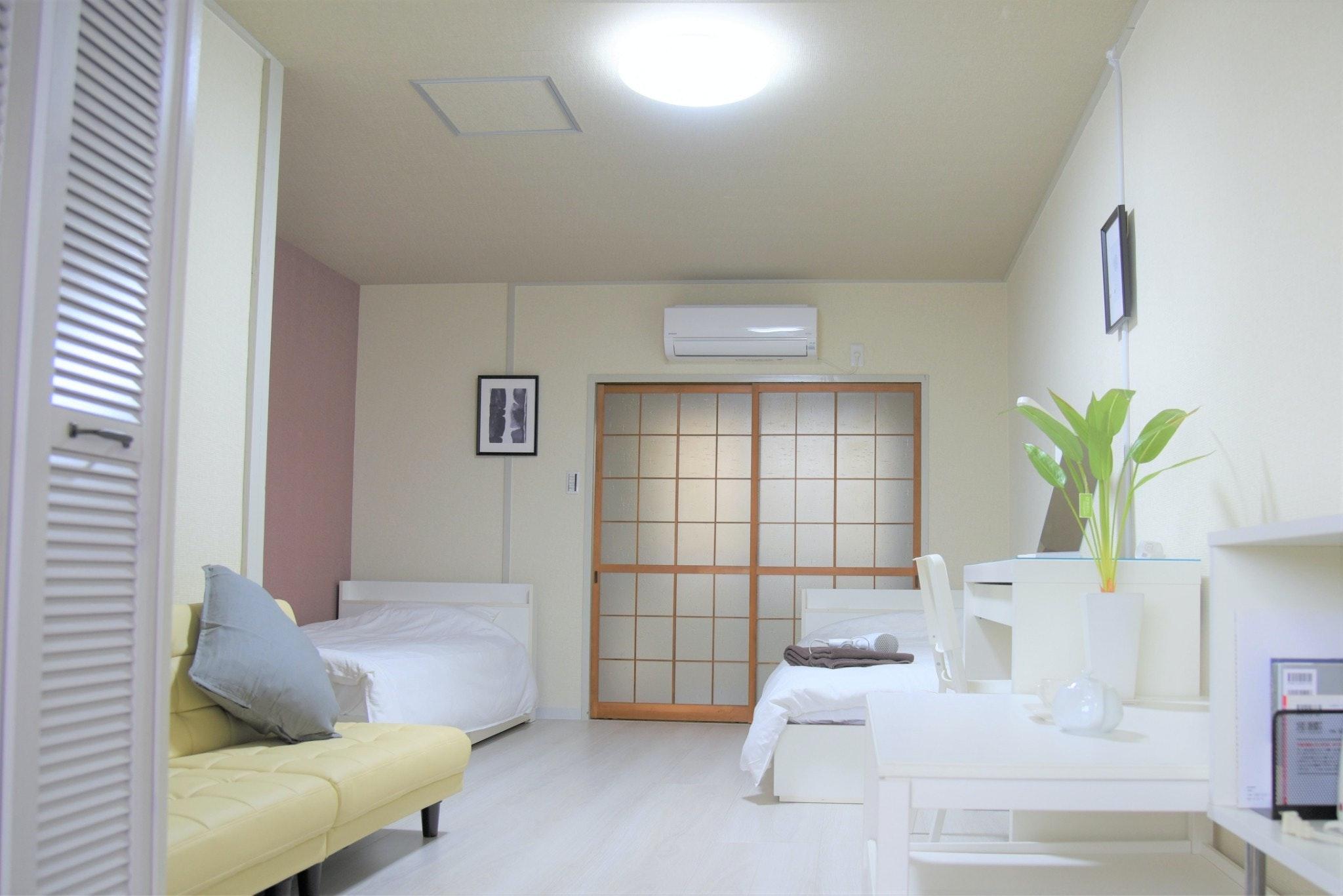 上山マンション 3階302