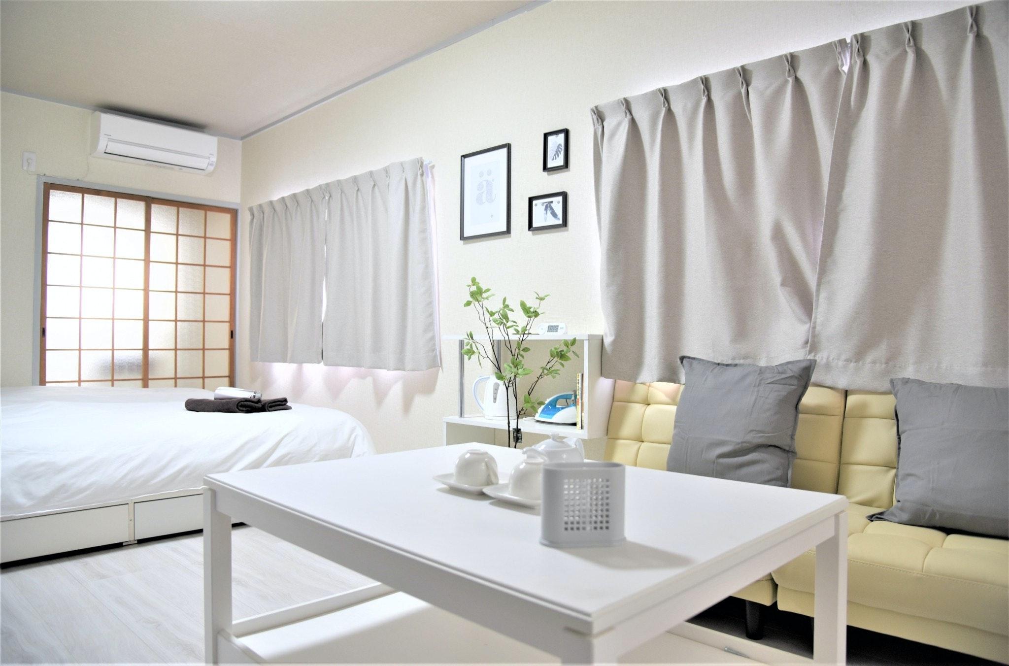 [AR5] 昔ながらの大阪の魅力な街にグランドオープン 観光地へのアクセス絶好 WIFI完備