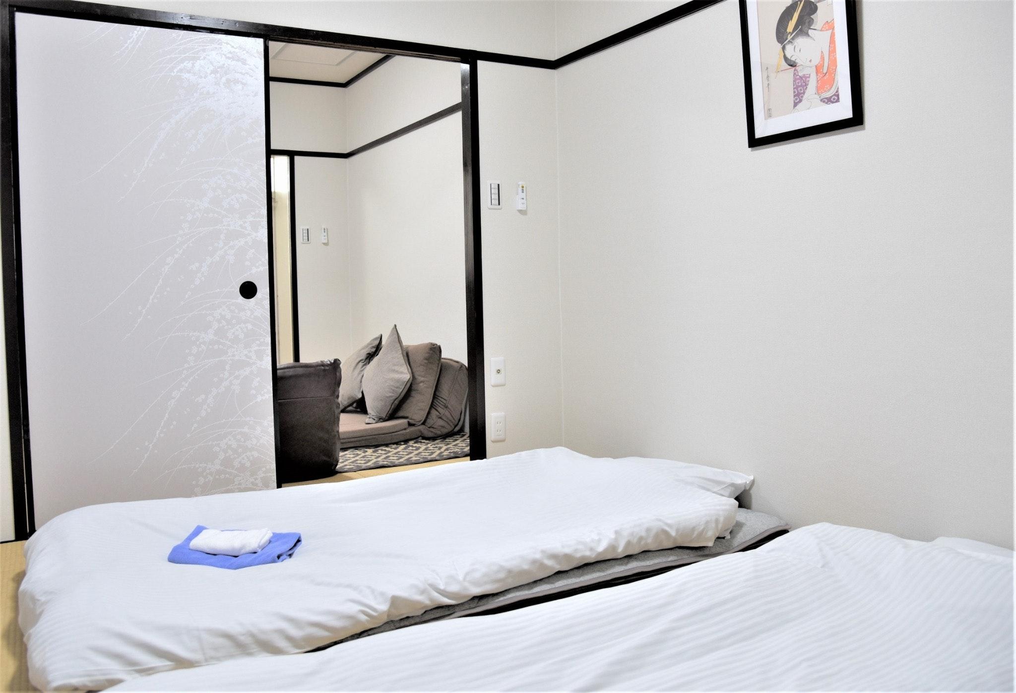 上山マンション3階303号室