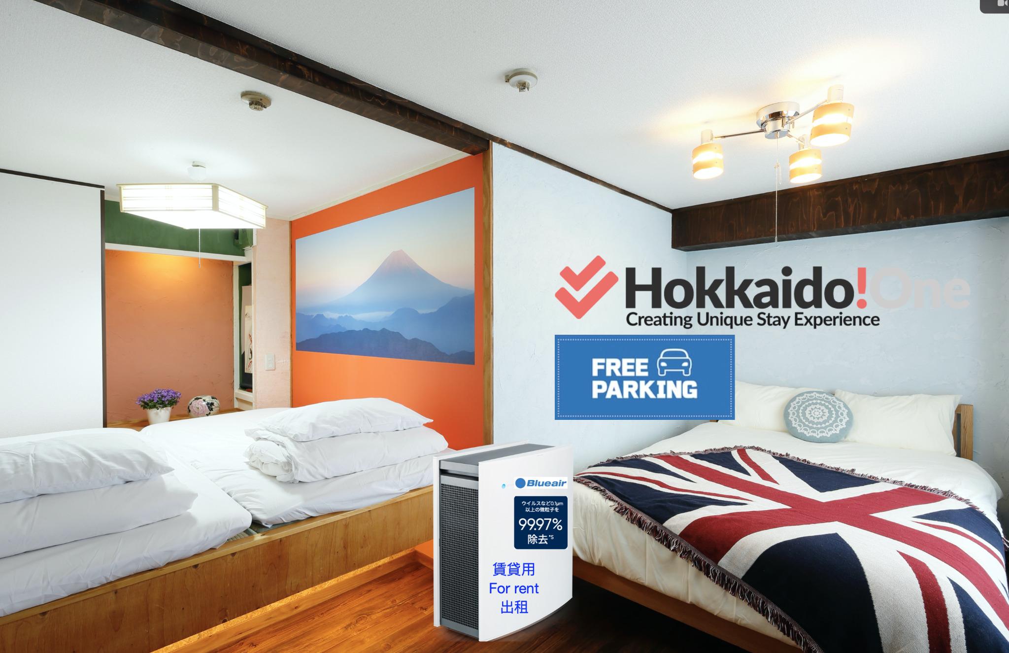F24-401 Premium Suite with Parking