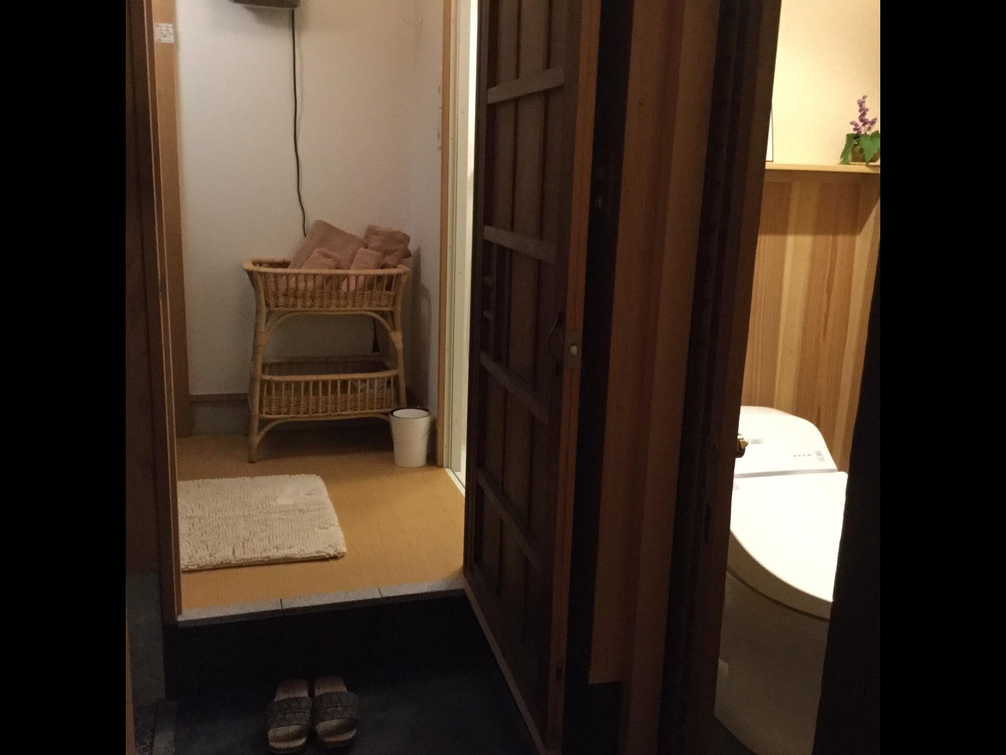 トイレと脱衣所