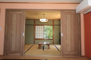 Irodori House(車で馬籠15分、阿智村40分)施設全景