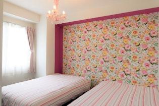 Yoko's room in Susukino-Sapporo施設全景