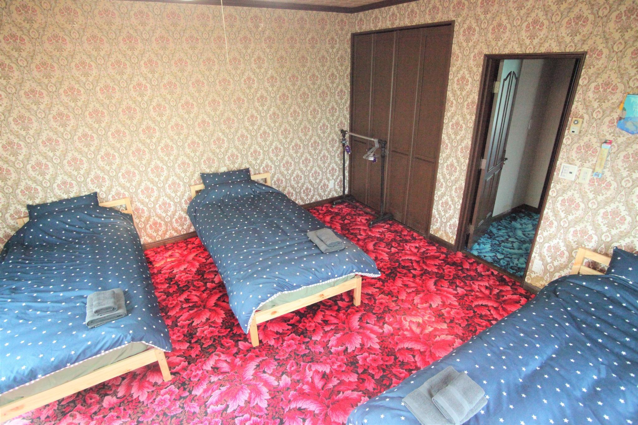 洋室4名部屋 1F