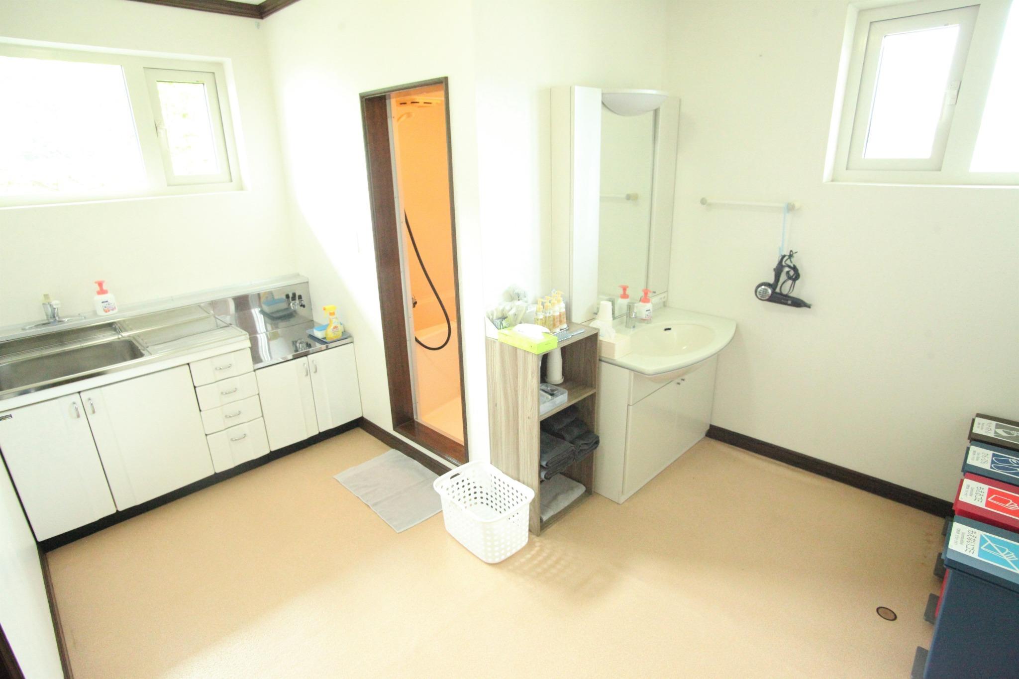 キッチン・バスルーム・洗面所 2F