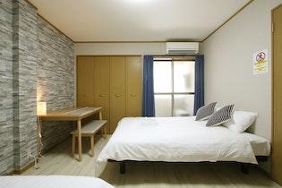 大阪クロモンハウス2(beds連動の関係で非公開)施設全景