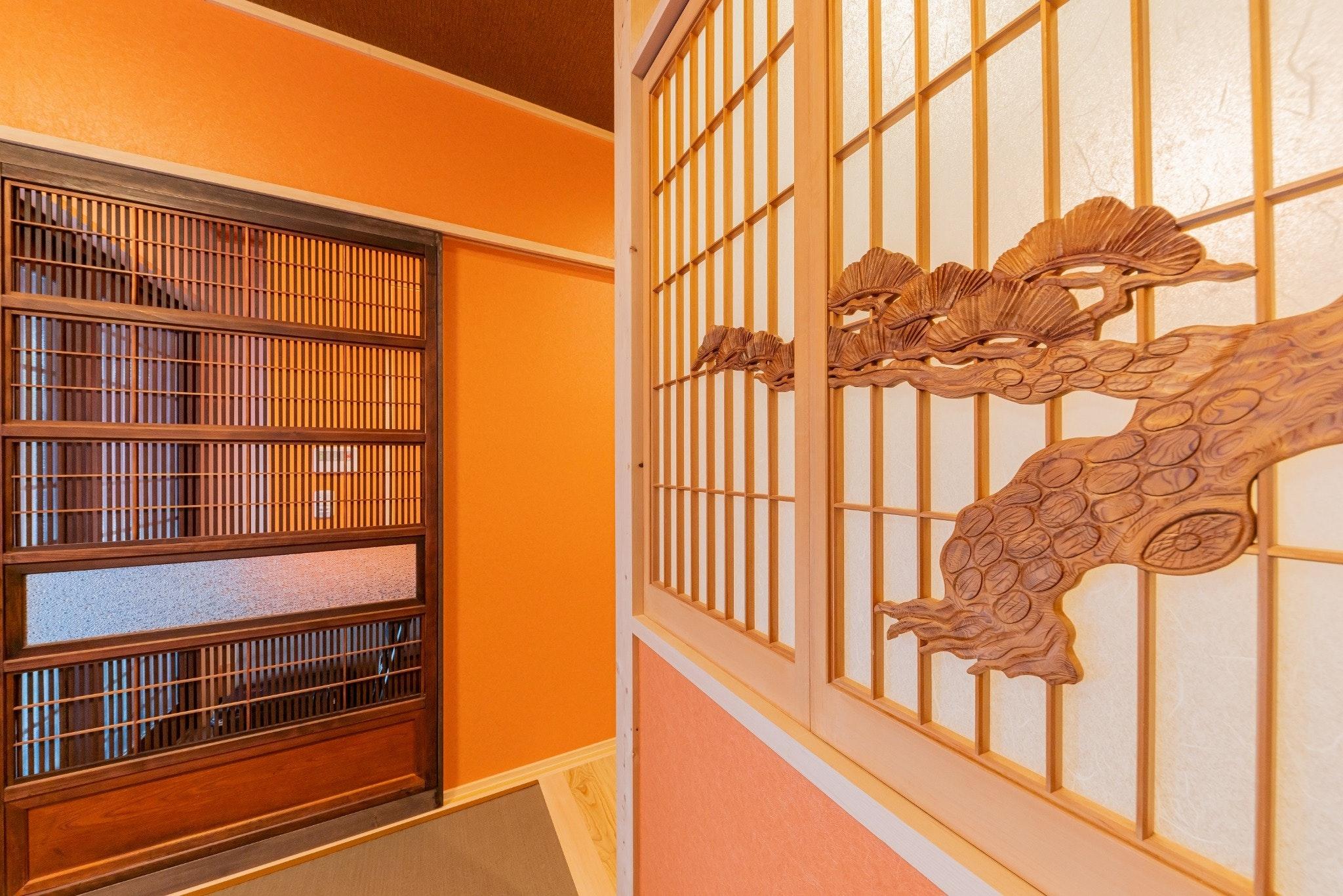 【宿家】A千の里 浅草駅徒歩8分 新築和風の1軒貸切宿、家族やグループ、同窓会にも!