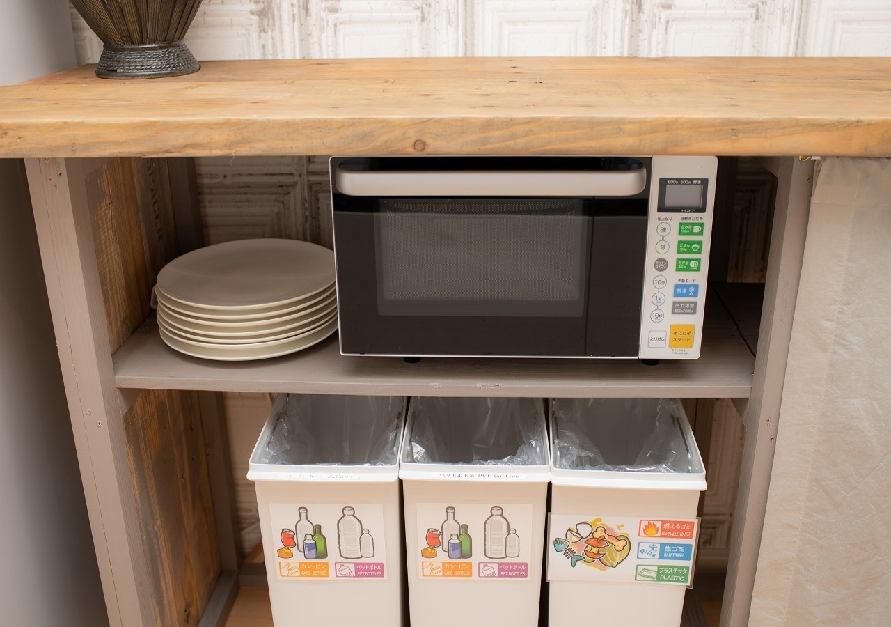 Microwave / 電子レンジ