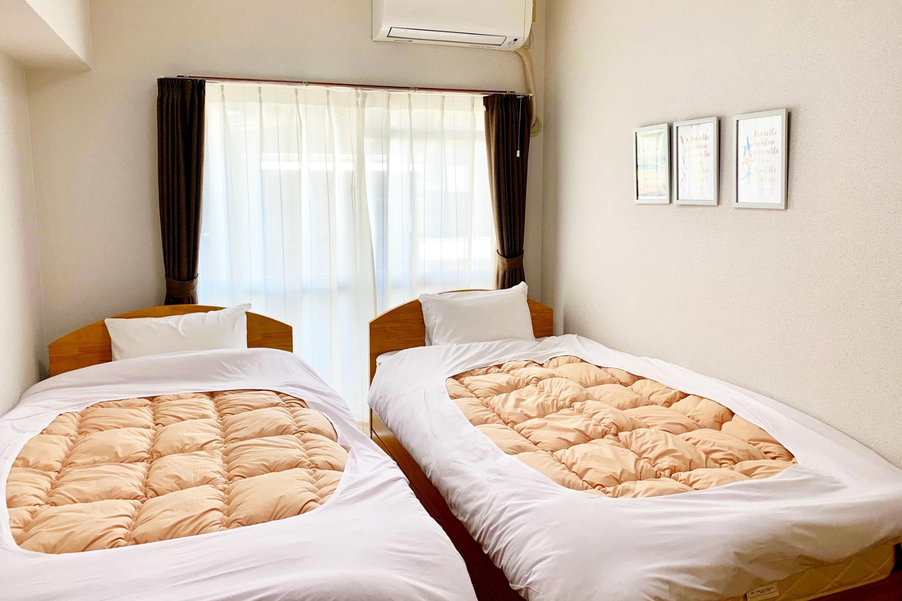 【301】 繁華街すぐの好立地★WiFi完備★1DKのお部屋でゆっくり過ごせる★ビジネス・観光に最適