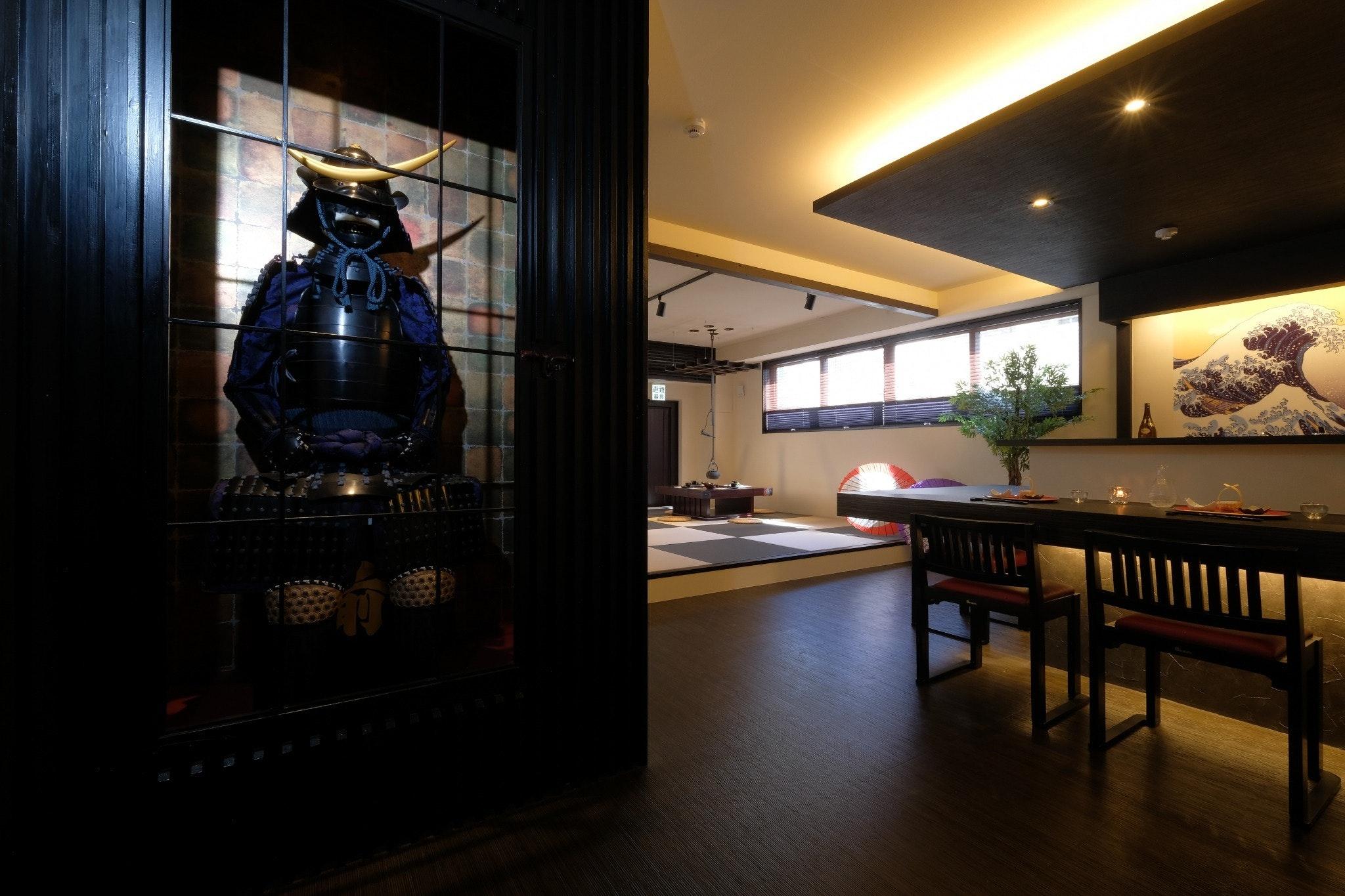 まるで「和」のテーマパーク!高級料亭のような雰囲気で日本の魅力を心行くまで堪能★★2階