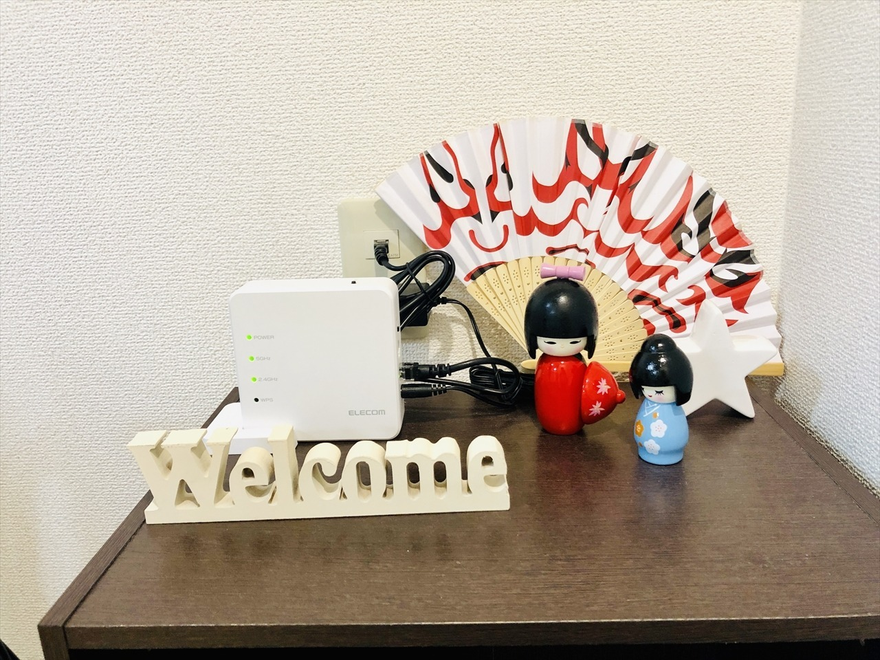 WELCOME TO JAPAN ^^